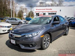 Used 2017 Honda Civic Sedan EX for sale in Port Moody, BC