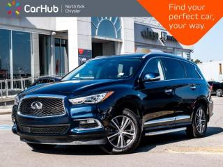 Used 2019 Infiniti QX60 PURE AWD Backup & 360 Cameras Sunroof BOSE Sound for sale in Thornhill, ON