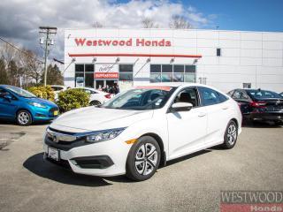 Used 2016 Honda Civic SEDAN LX for sale in Port Moody, BC