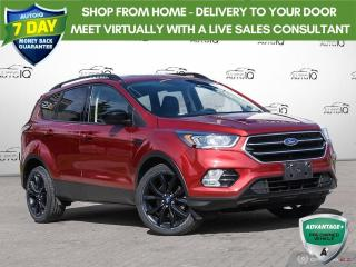 Used 2018 Ford Escape | NO ACCIDENTS | HEATED SEATS |  POWER SEATS | EXTERIOR PARKING CAMERA | for sale in Barrie, ON