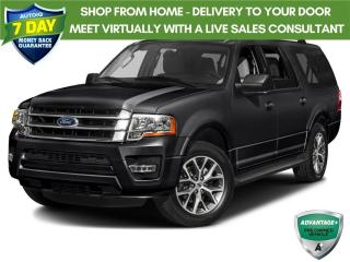 Used 2017 Ford Expedition Max Platinum | ONE OWNER | MEMORY AND POWER SEAT | HEATED AND VENTILATED SEATS | for sale in Barrie, ON
