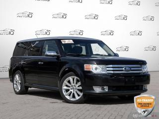 Used 2011 Ford Flex Limited | LEATHER | HEATED SEATS | POWER SEAT | for sale in Barrie, ON
