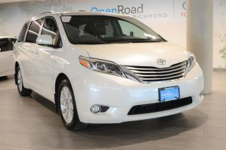 Used 2016 Toyota Sienna XLE AWD 7-pass V6 6A for sale in Richmond, BC