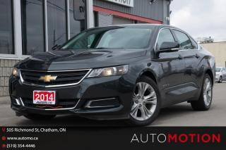 Used 2014 Chevrolet Impala 2LT EXCELLENT CONDITION LOW KMS NO ACCIDENTS for sale in Chatham, ON