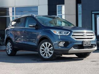 Used 2018 Ford Escape Titanium for sale in Kingston, ON