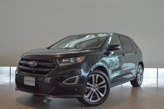 Used 2015 Ford Edge SPORT for sale in Langley City, BC