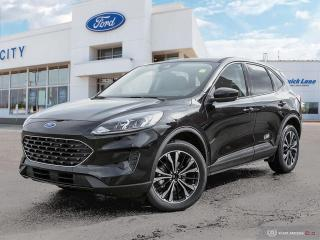 New 2021 Ford Escape SE for sale in Winnipeg, MB