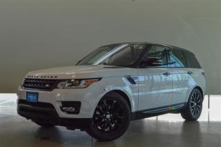Used 2016 Land Rover Range Rover Sport Diesel Td6 HSE (2016.5) for sale in Langley City, BC