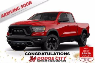 New 2021 RAM 1500 Rebel 4x4 Crew Cab 5'7