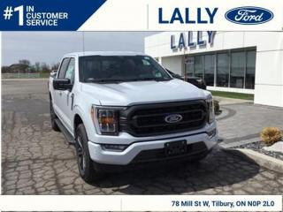 New 2021 Ford F-150 XLT for sale in Tilbury, ON