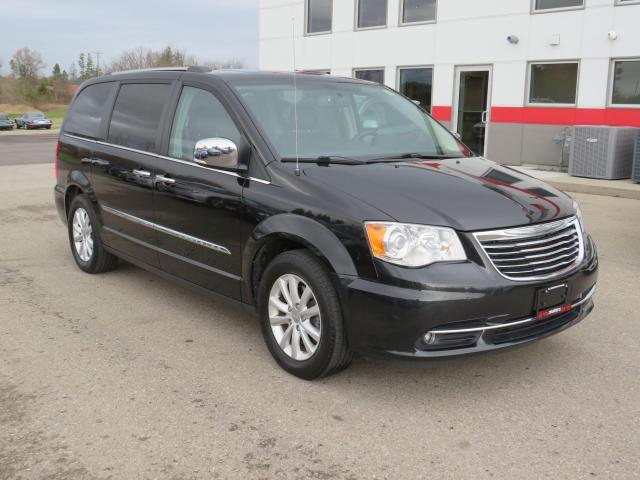 2016 Chrysler Town & Country Limited dvd player,navigation