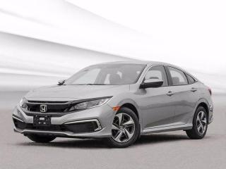 New 2021 Honda Civic SEDAN LX for sale in Bridgewater, NS