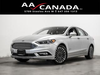 Used 2017 Ford Fusion SE for sale in North York, ON