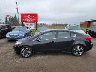 Used 2015 Kia Forte SX for sale in London, ON