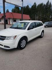 Used 2012 Dodge Journey Canada Value Pkg for sale in Oro Medonte, ON