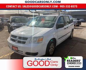Used 2010 Dodge Grand Caravan Cargo w/ Shelves for sale in Burlington, ON