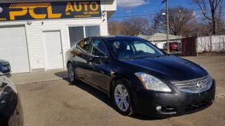 Used 2012 Nissan Altima SR for sale in Edmonton, AB