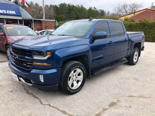 Used 2017 Chevrolet Silverado 1500 LT for sale in Flesherton, ON