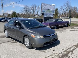 Used 2008 Honda Civic for sale in Komoka, ON