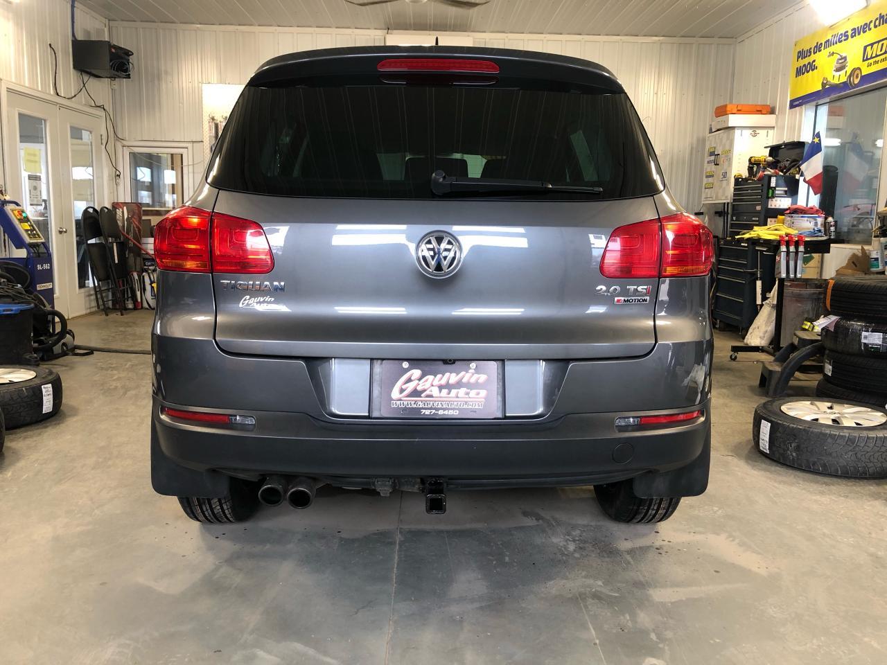 2016 Volkswagen Tiguan
