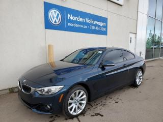 Used 2014 BMW 4 Series 428i xDrive - SPORT PKG - 2 SETS OF BMW WHEELS! for sale in Edmonton, AB