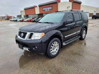 Used 2011 Nissan Pathfinder LE 4dr 4WD Sport Utility for sale in Steinbach, MB