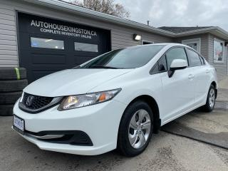 Used 2013 Honda Civic LX - Very Clean! Snows on Rims Included! for sale in Kingston, ON