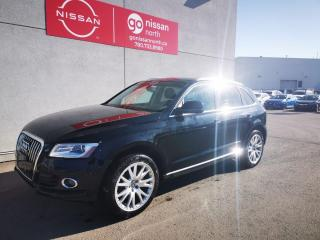 Used 2014 Audi Q5 TECHNIK/QUATTRO/2.0L/DRIVER SELECT/AUDI CONNECT for sale in Edmonton, AB