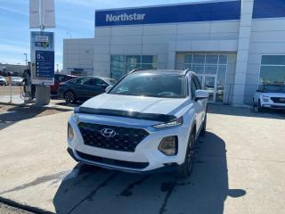 Used 2019 Hyundai Santa Fe ULTIMATE/LEATHER/NAV/WIRELESS CHARGING/HEADS UP DISPLAY for sale in Edmonton, AB