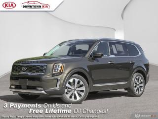 New 2021 Kia Telluride SX Limited for sale in Vancouver, BC