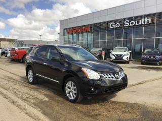 Used 2013 Nissan Rogue SV, AWD, NAVIGATION, SUNROOF for sale in Edmonton, AB