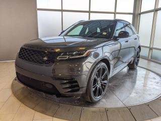 Used 2020 Land Rover Range Rover Velar Certified Pre-Owned - Accident Free - One Owner! for sale in Edmonton, AB