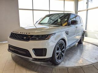 New 2021 Land Rover Range Rover Sport HSE Silver for sale in Edmonton, AB