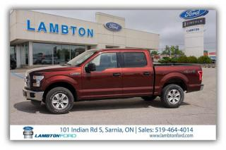 Used 2017 Ford F-150 XLT for sale in Sarnia, ON
