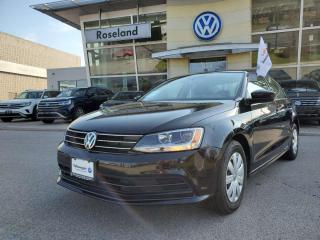 Used 2017 Volkswagen Jetta Sedan Trendline+ 4dr FWD Sedan for sale in Burlington, ON