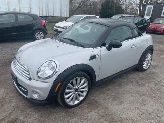 Used 2012 MINI Cooper Coupe Coupe for sale in Oshawa, ON