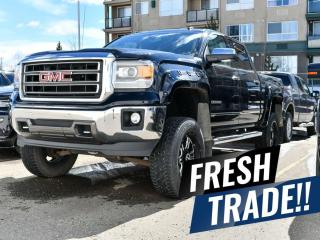 Used 2014 GMC Sierra 1500 SLT for sale in Red Deer, AB