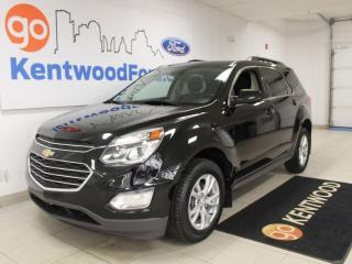 Used 2017 Chevrolet Equinox LT | AWD | Heated Seats | Clean Carproof for sale in Edmonton, AB