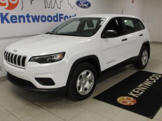 Used 2019 Jeep Cherokee Sport for sale in Edmonton, AB