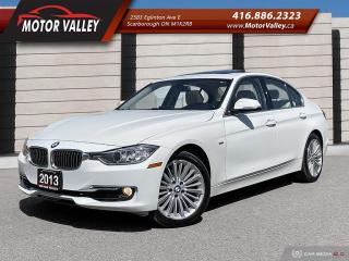 Used 2013 BMW 3 Series 328i xDrive Only 096,954KM 1-Owner No Accident! for sale in Scarborough, ON