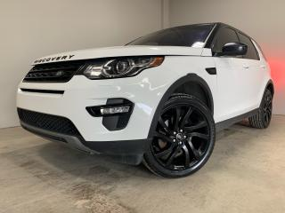 Used 2017 Land Rover Discovery Sport HSE LUXURY for sale in Owen Sound, ON