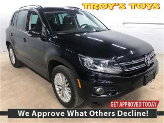 Used 2016 Volkswagen Tiguan Special Edition for sale in Guelph, ON