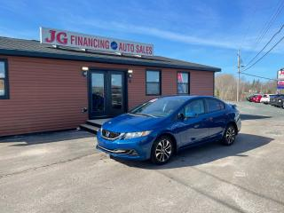 Used 2015 Honda Civic EX for sale in Millbrook, NS
