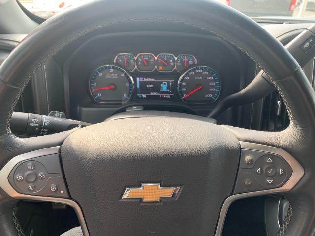 2018 Chevrolet Silverado 1500 LTZ Z71