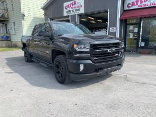 Used 2018 Chevrolet Silverado 1500 LTZ Z71 for sale in Cornwall, ON