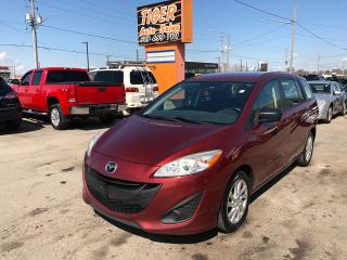 Used 2012 Mazda MAZDA5 6 PASSENGER**ONLY 102KMS**ALLOYS**AS IS SPECIAL for sale in London, ON