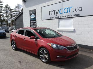 Used 2016 Kia Forte 2.0L EX SUNROOF, HEATED SEATS, BACKUP CAM, ALLOYS!! for sale in Kingston, ON