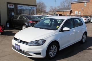 Used 2019 Volkswagen Golf COMFORTLINE for sale in Brampton, ON
