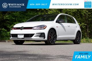 New 2021 Volkswagen Golf GTI Autobahn for sale in Surrey, BC