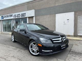 Used 2013 Mercedes-Benz C-Class C 350-4matic for sale in Toronto, ON